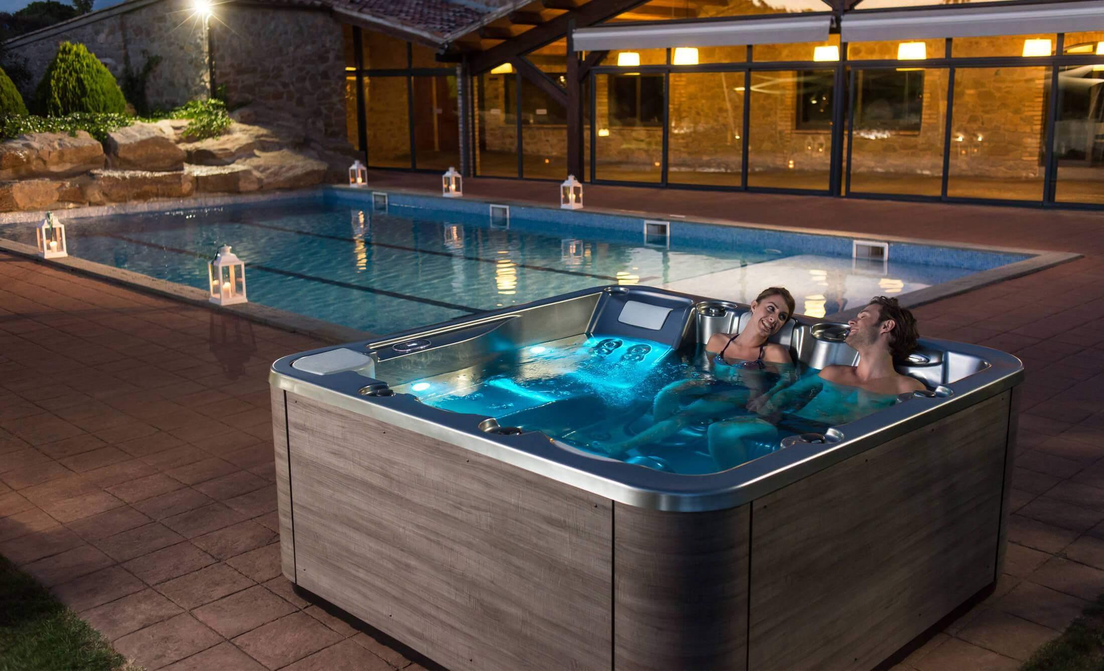 Whirlpools, Spas und Hydromassagebäder kaufen - Aquavia Spa ...