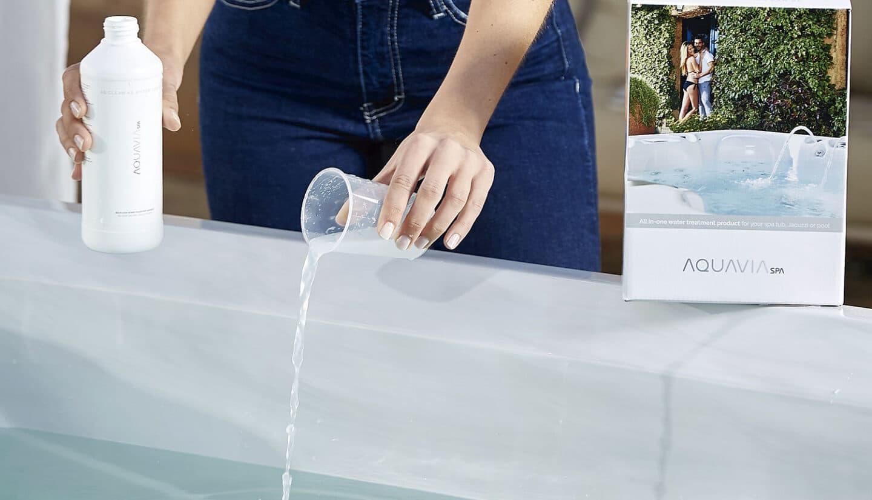Wasserdesinfektionsset